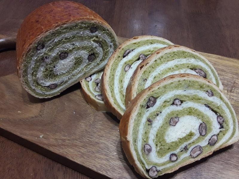 木材麵包 4種口味 (中種法) | Sweet bread rolls, Sweet bread, Recipes
