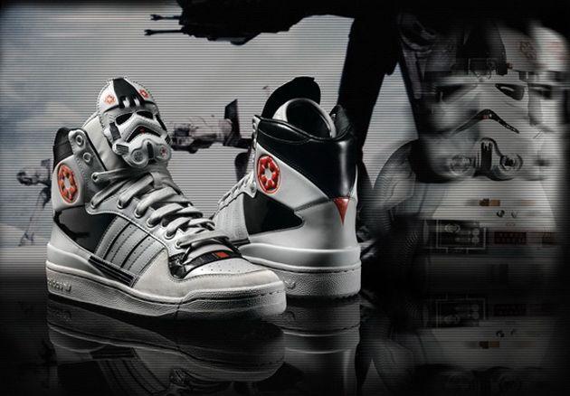 SCHUHE: STAR WARS X ADIDAS | KlonBlog | Kicks | Star wars