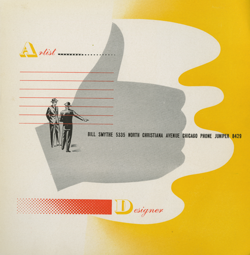 Selling Design in 1942 (from Steven Heller at Print)