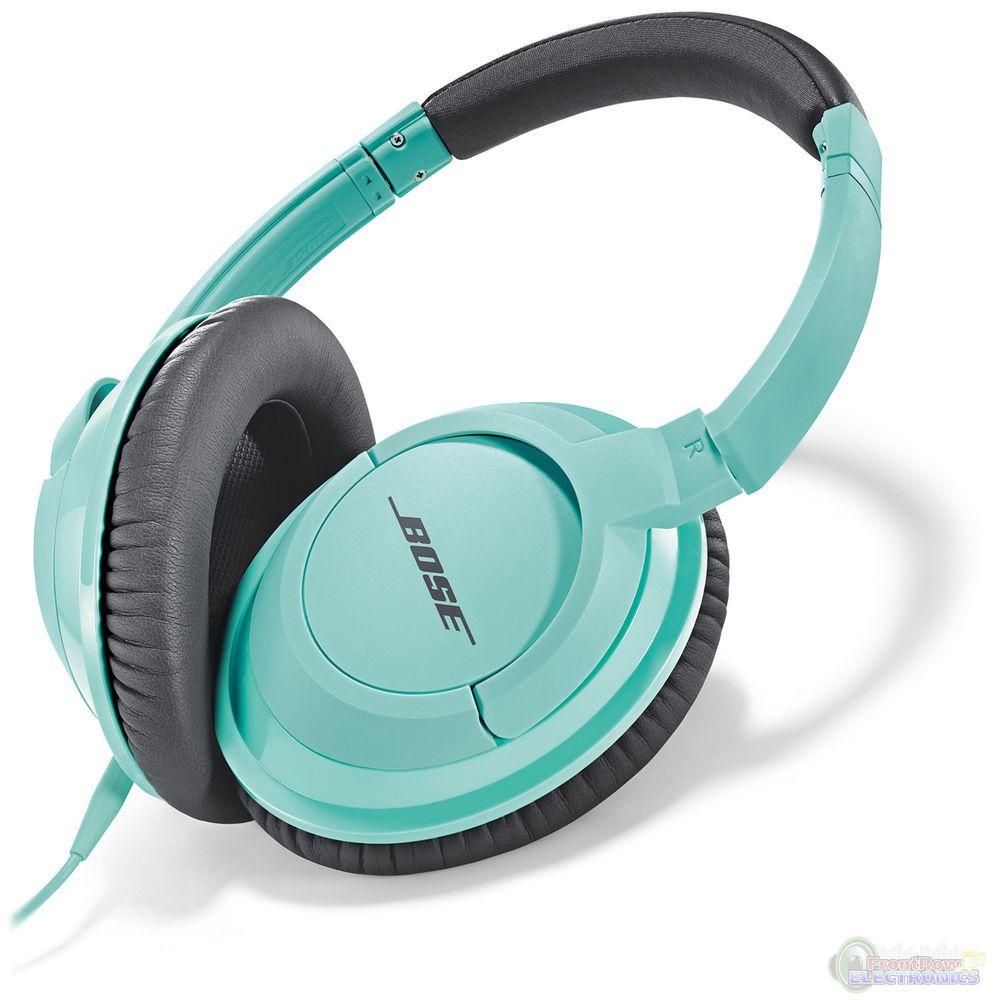 Bose Soundtrue Around Ear Headphones Mint New Ebay Bose Headphones Ear Style In Ear Headphones