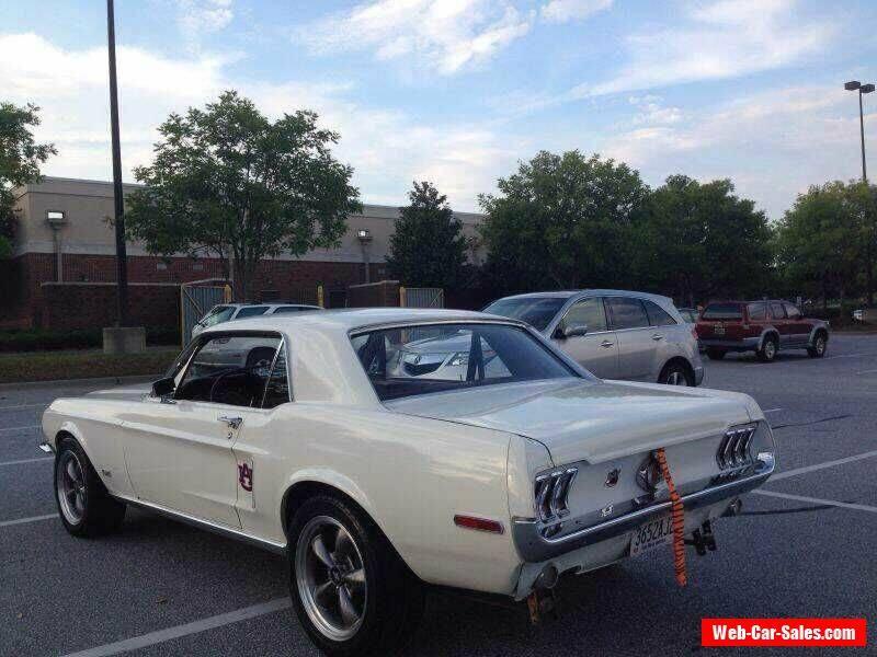 1968 ford mustang gt ford mustang forsale unitedstates