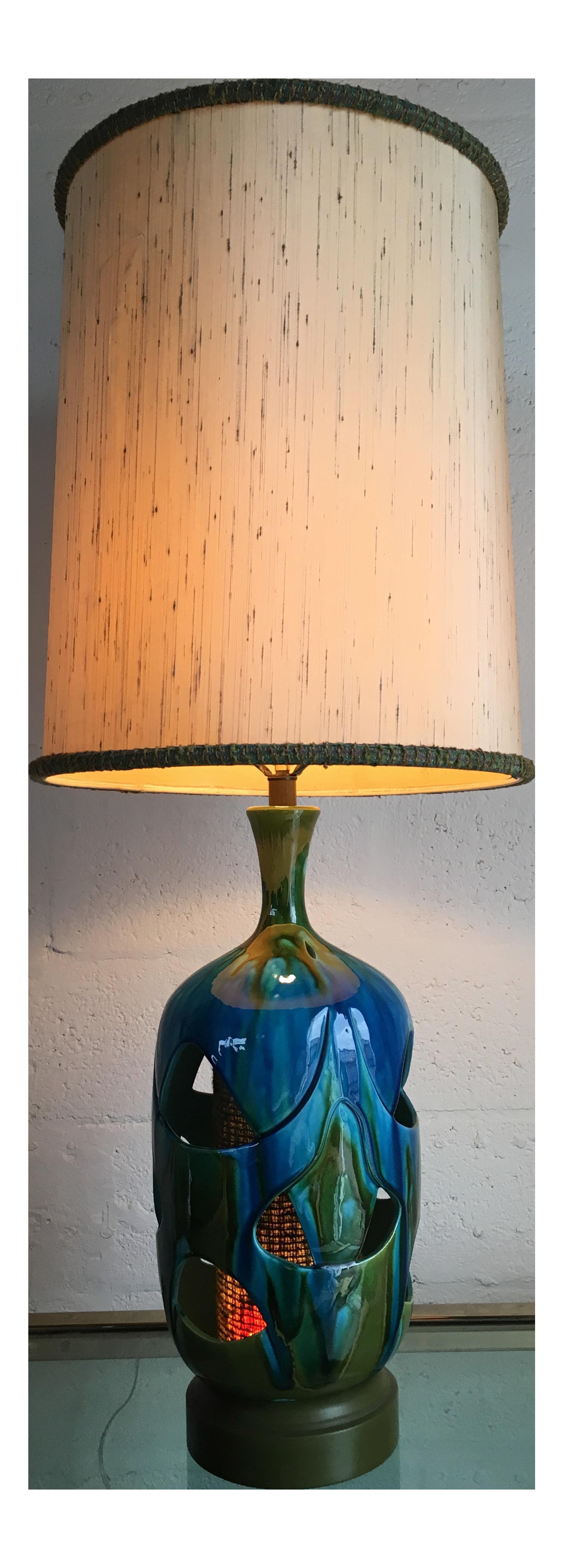 Vintage Mid Century Modern Table Lamp On Chairish Com Mid