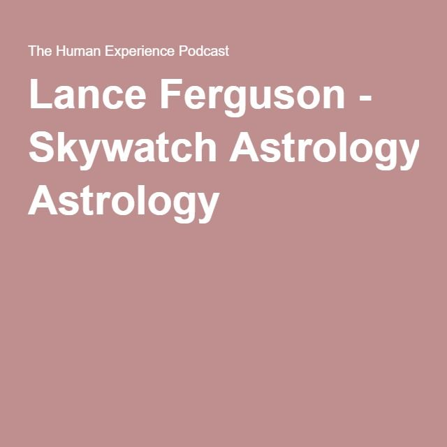 skywatch astrology lance