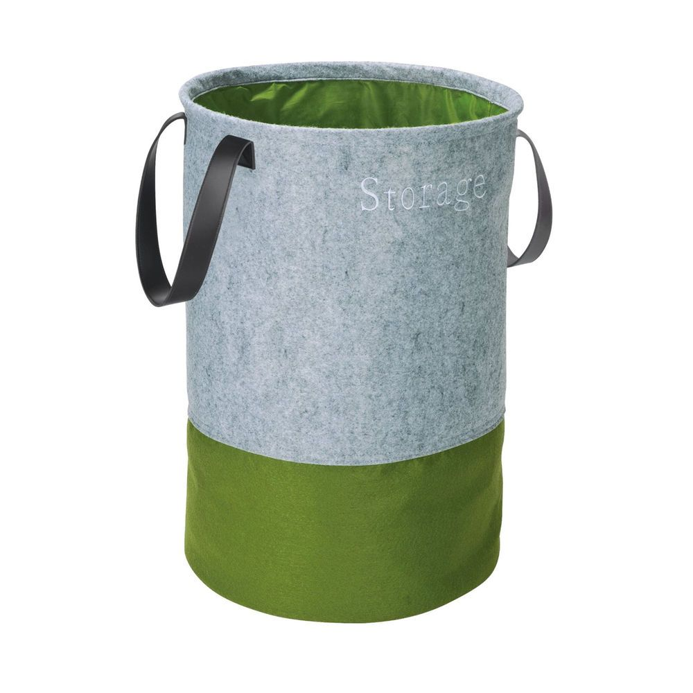 Wenko Pop Up Waschesammler Filz Aufbewahrungstonne Waschekorb Waschebox 10 50 Waschesammler Waschekorb Waschebox