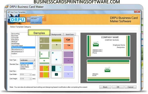 Free business card printing software httplonewolf software free business card printing software httplonewolf software colourmoves