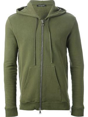 d676fbed3d0 BALMAIN zipped cardigan £408 sale £326 Balmain - Men s Designer Clothing -  Farfetch