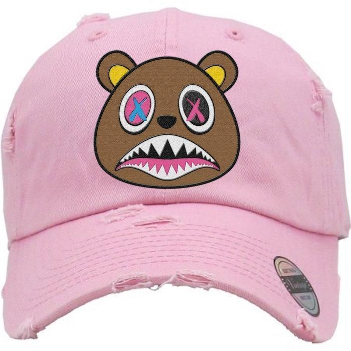 Crazy Baws Light Pink Dad Hat is part of Light Pink Clothes - Dad Hat made by BAWSClothing BAWS  Born A Wild Soul @BAWS Clothing is available only on our online store  This hat is premium quality  InStock ready to ship out within 1 business day