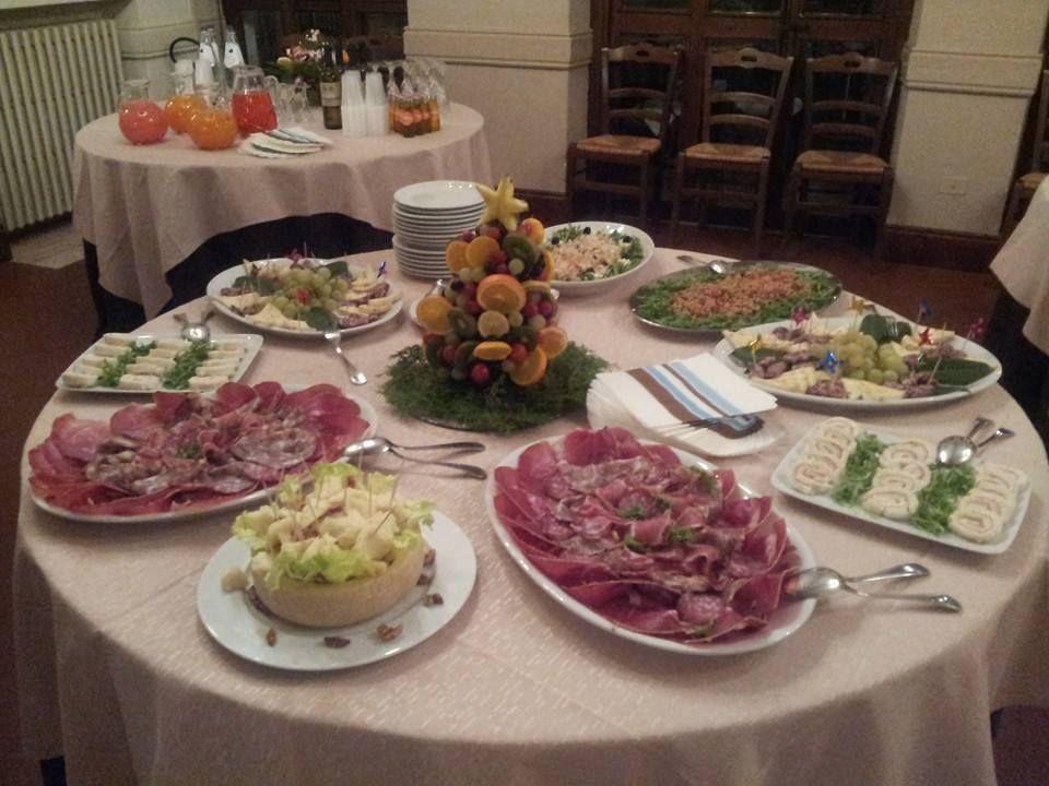 Buffet @LocandaAnticaCarsulae #Sangemini #Umbria
