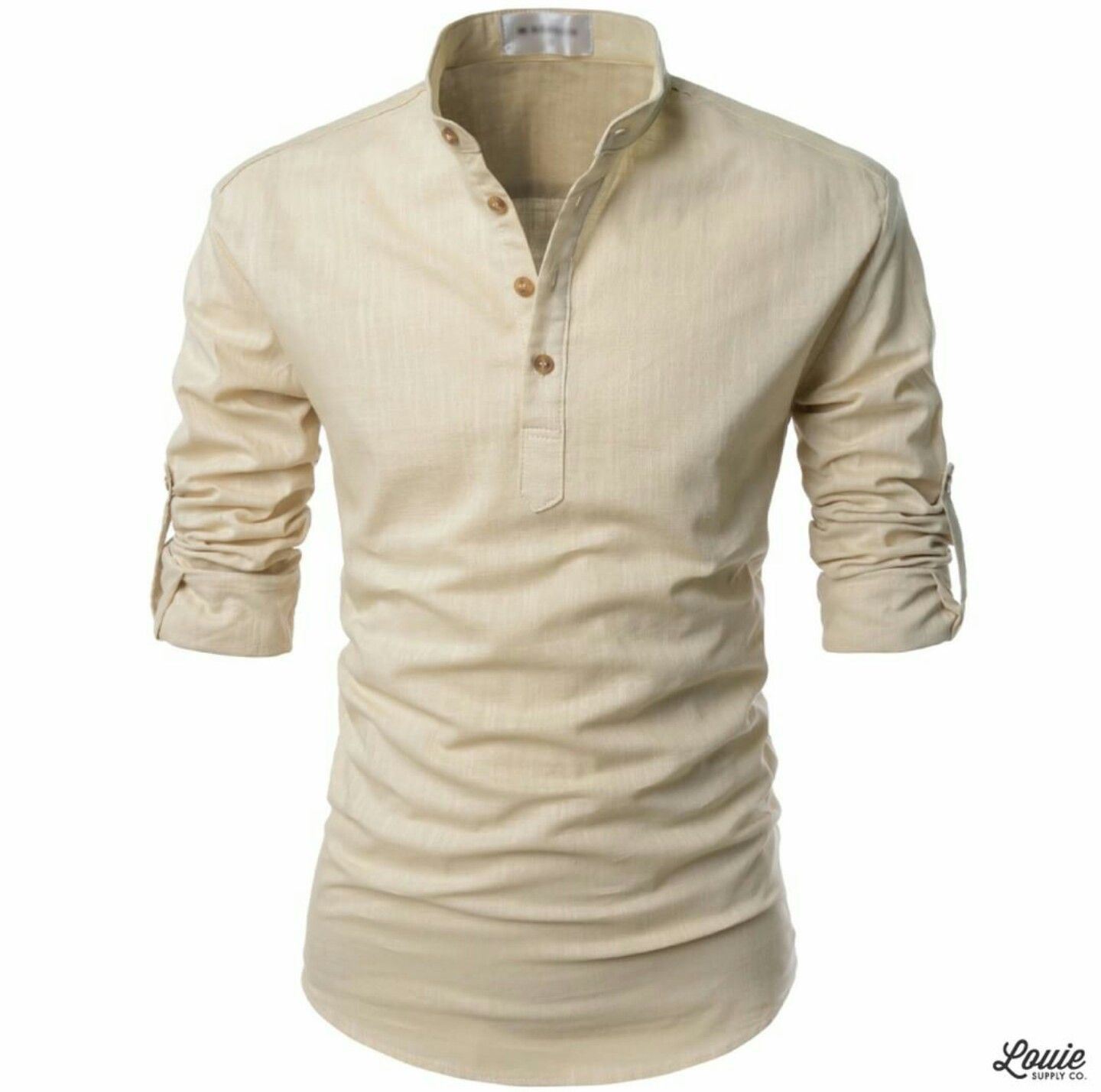 40f94715393d Bali Roll up Linen Shirt   MEN S CASUAL   Mens fashion, Shirts und ...