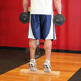 how to get calf muscles bigger at home