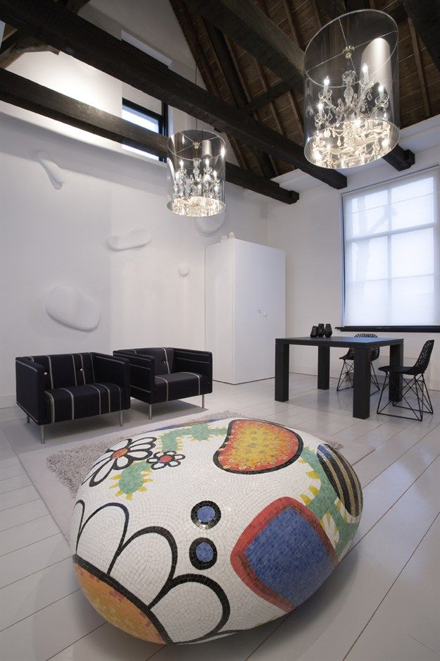 marcel wanders / Lute_Suites_suites_moooi lighting