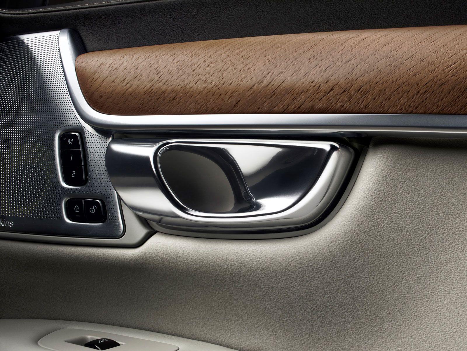 Volvo S90 Interior Door Handle Around The World Pinterest