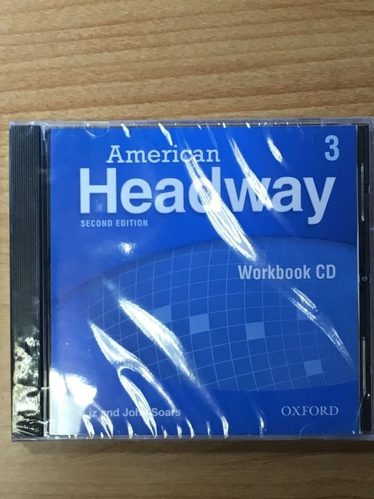 Details About American Headway Level 3 Pack By John Soars And Liz Soars 2010 Mixed Media S Level 3 American Ebay