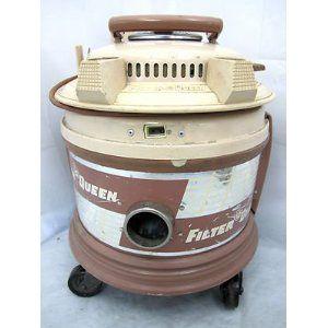 Filter Queen Vacuum Vintage Floorcare Pinterest Vacuums
