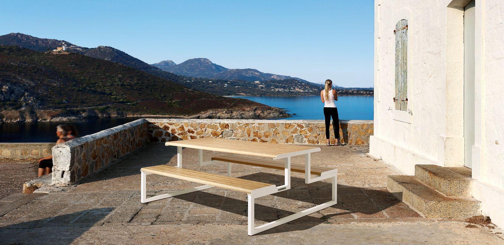 Tahoe outdoor picnic table in 2020 | Outdoor, Outdoor ...