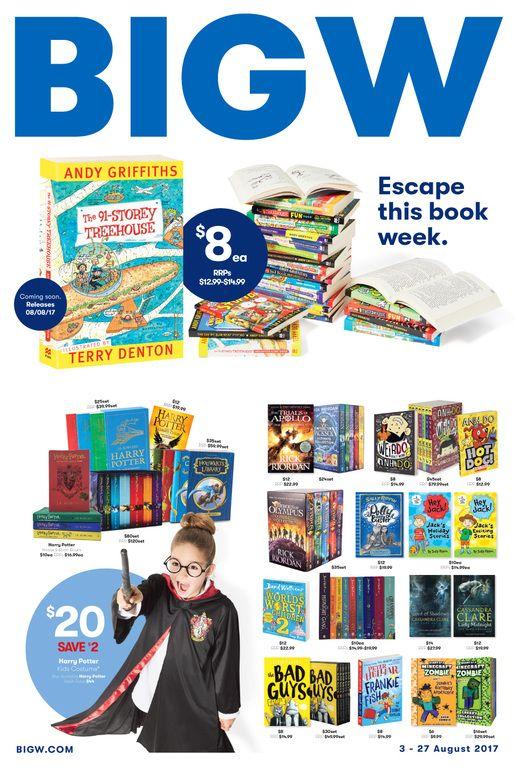Big W Catalogue 3 27 August 2017 Http Olcatalogue Com Big W Big W Catalogue Html This Book Book Week Week