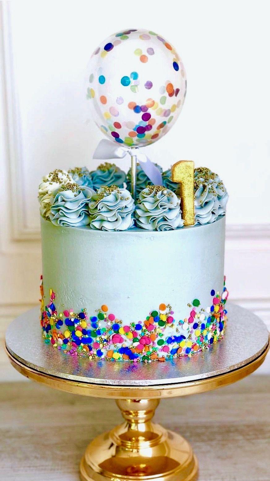 Posh Little Cakes Buttercream cake designs, Bithday cake