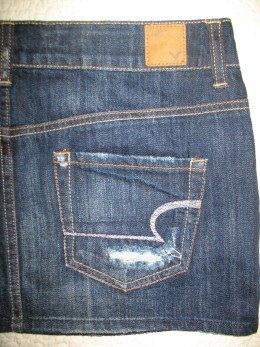 87aa7563 Sell jean skirts on Ebay for quick money. My favorite brands are Hollister  and American Eagle.