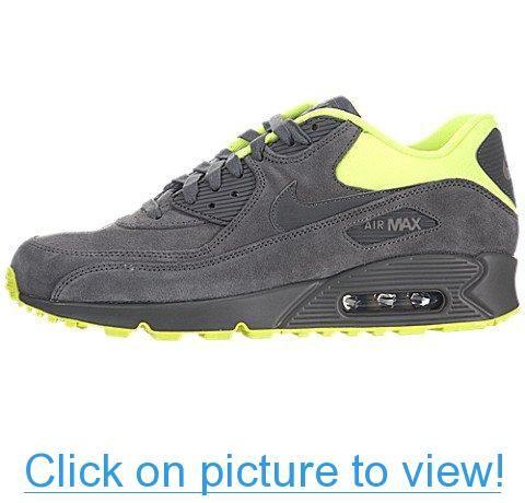 Nike Men's Air Max 90 Premium Running Shoe #Nike #Mens #Air