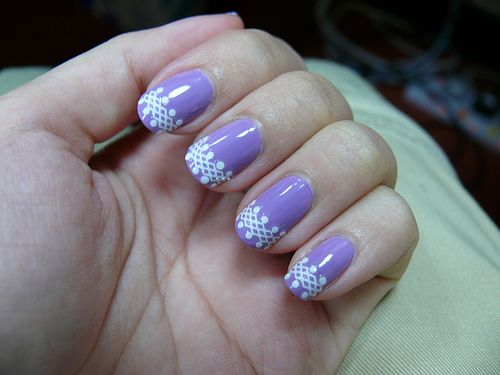 Purple Nail Art Designs | HD Wallpapers Arena - Purple Nail Art Designs HD Wallpapers Arena Nail Art