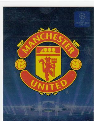 Adrenalyn xl uefa champions league 2013 2014 manchester united adrenalyn xl uefa champions league 2013 2014 manchester united team logo trading card voltagebd Image collections