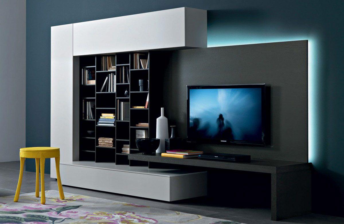 Tip 17 Tv Kompozicije Izrada Tv Kompozicija Po Porud Bini U  # Moderne Table A Tv