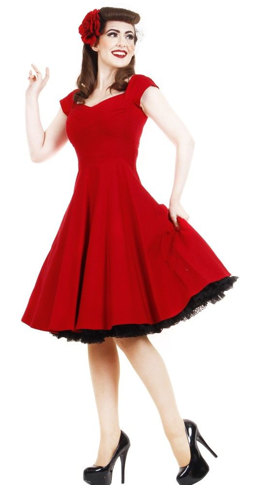 The Mad Men Swing Dress from Stop Staring was designed to drive any suitors mad! #BlameBetty #PinUp #StopStaring