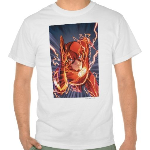 The New 52 - The Flash #1 Tee Shirt