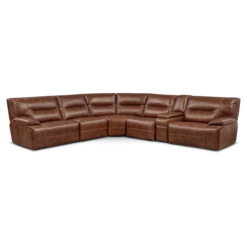 Www Mybob Com: Allen Power Reclining Sofa With Headrest Reviews