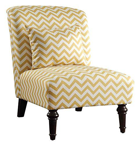 Best Accent Chair In Yellow Coaster Home Furnishings Http Www 400 x 300