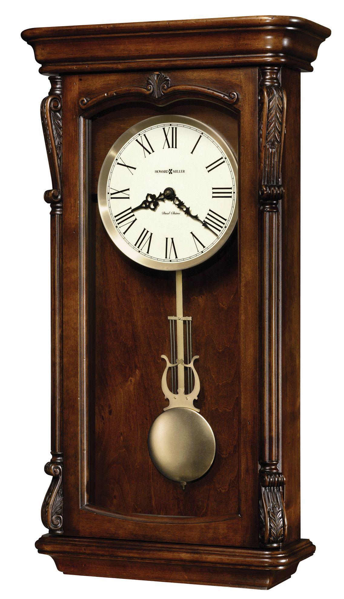 Henderson Wall Clock Chiming Wall Clocks Howard Miller Wall Clock Pendulum Wall Clock
