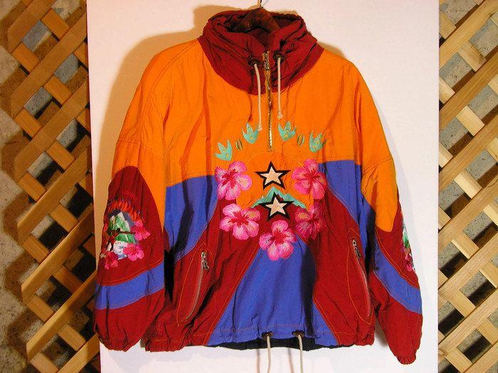 sleek low cost fashion style Vintage Bogner Parka Snowboard Parka Retro Ski Jackets 90's ...