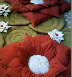 Lotus Pillows Lotus Diy Pillows Meditation Pillow