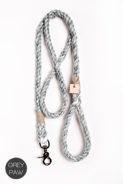 Rope Dog Lead Pet Supplies Dog Collar Dog Leash Medium Marbled