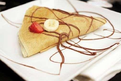 Resep Dan Cara Membuat Kue Leker Crepes Yang Renyah Dan Lembut Resep Kue Makanan Resep Makanan