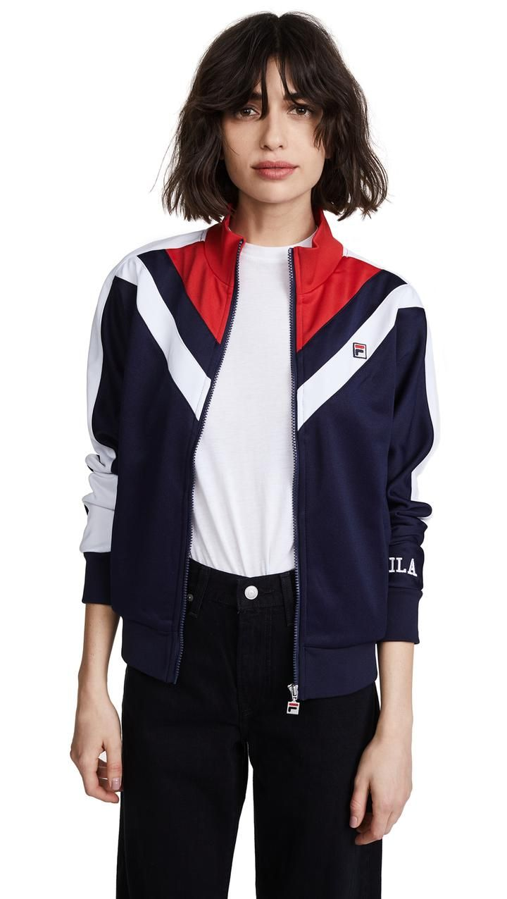 Fila Faith Track Jacket 09cebe616ae4