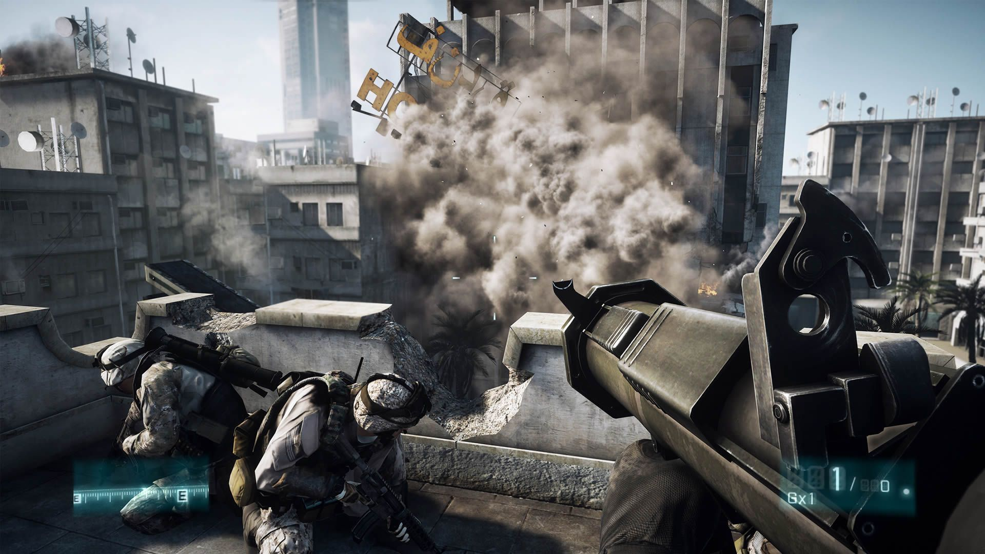 Last But Not Least The Gameplay For The Playstation4 The Gameplay