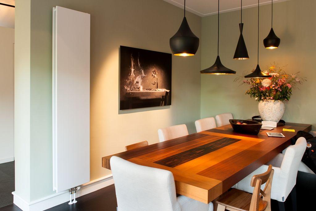 verticale radiatoren woonkamer - Google zoeken - Huis | Pinterest ...