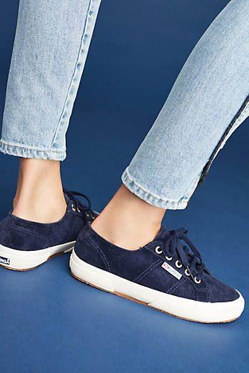 Superga Corduroy Sneakers   Sneakers