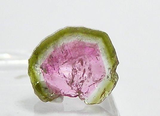 Watermelon Tourmaline Crystal Gem Slice Free Us Shipping Etsy Tourmaline Crystal Watermelon Tourmaline Crystal Gems