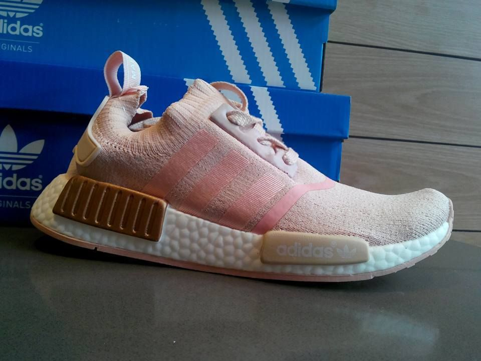 Adidas Nmd Pk1 Gold rose | Women sizes 36,37,38,39 uero