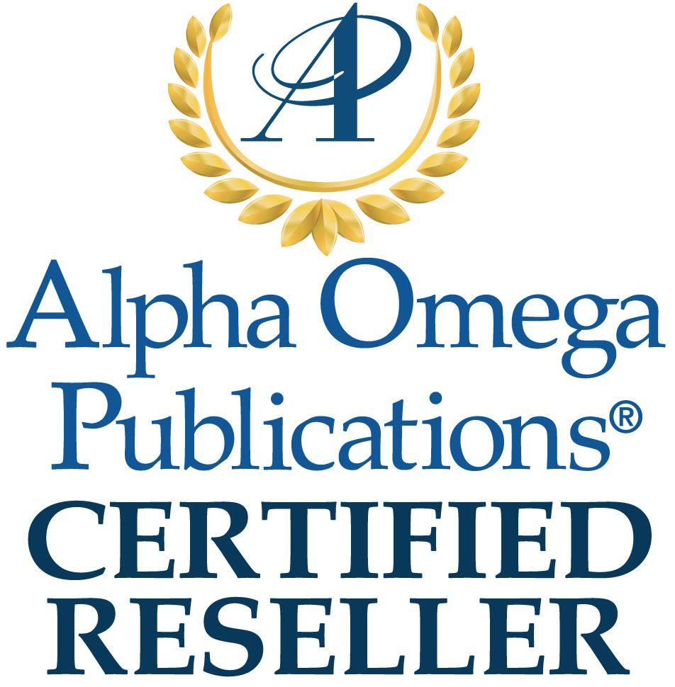 Certified Reseller For Alpha Omega Publications