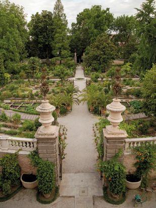 Simple Botanischer Garten in Padua