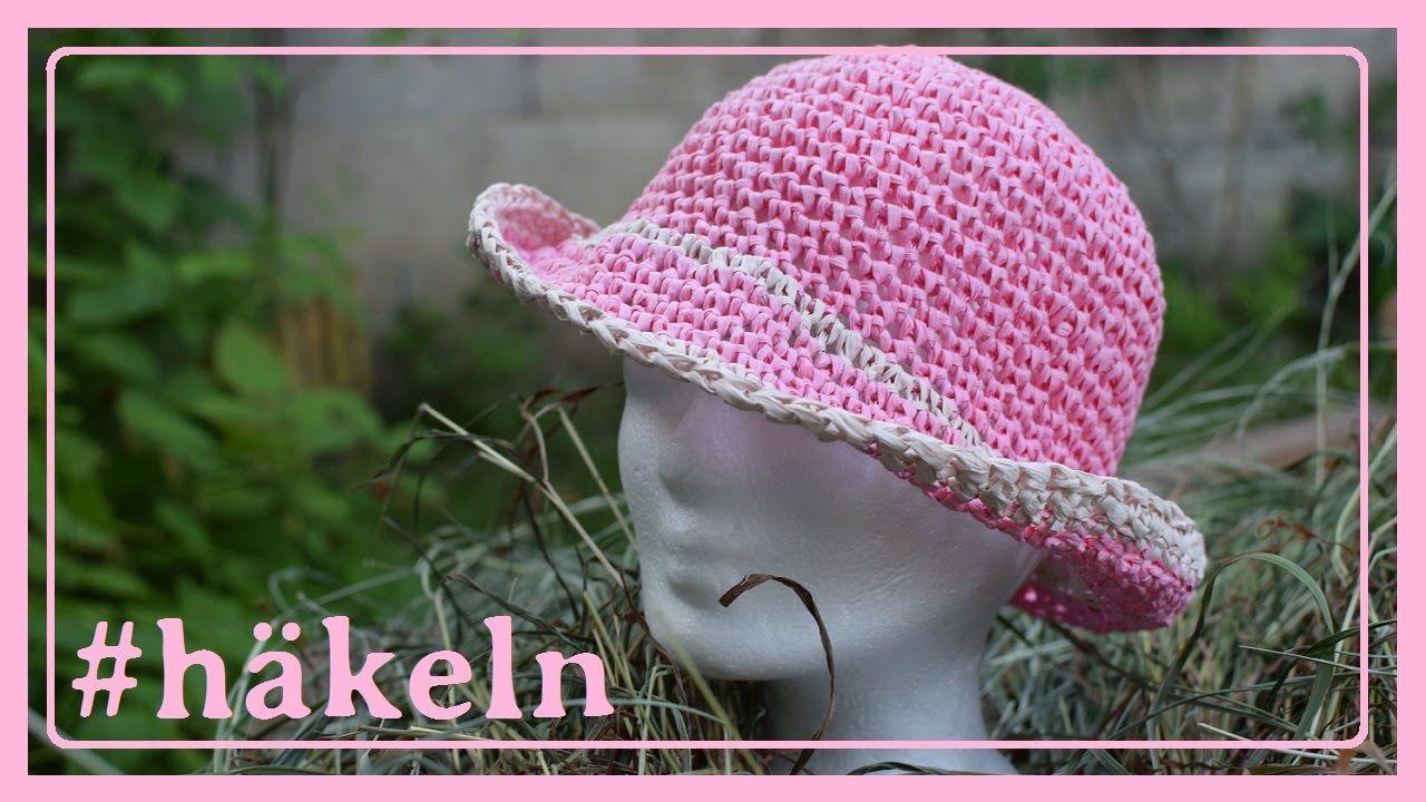 Colorful Häkeln Babysonnehut Muster Model - Decke Stricken Muster ...