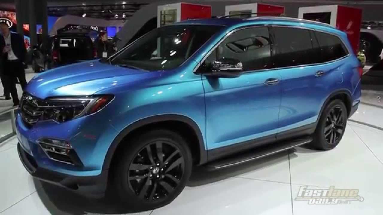 2016 honda pilot side blue cools cars wallpaper wide picture review and concept car pinterest honda pilot car wallpapers and honda
