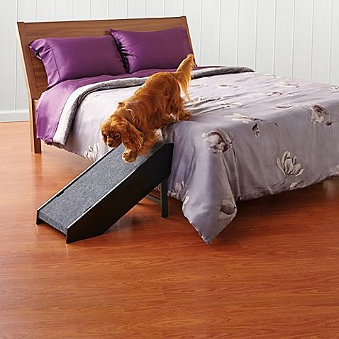 Pawslife Deluxe Convertible Pet Step Ramp Pet Steps Dog Bed Pets