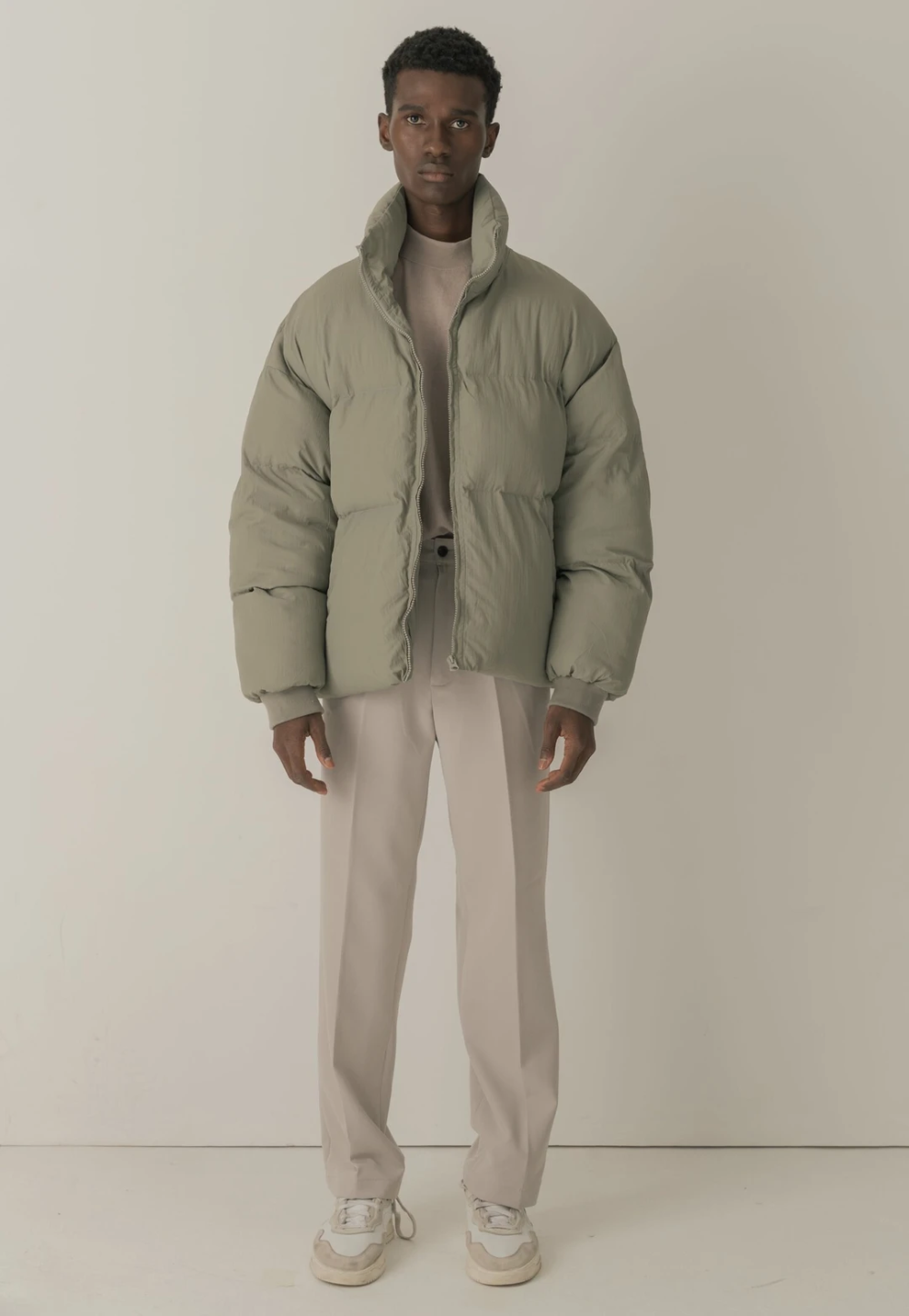 Cold Laundry Mint Puffer Coldlaundry In 2020 Puffer Minimal