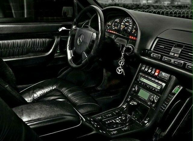 Brabus 7 3 W140 With Images Mercedes W124 Mercedes Benz
