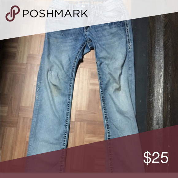 Realist specific. Jeans from return mixup Jeans Straight