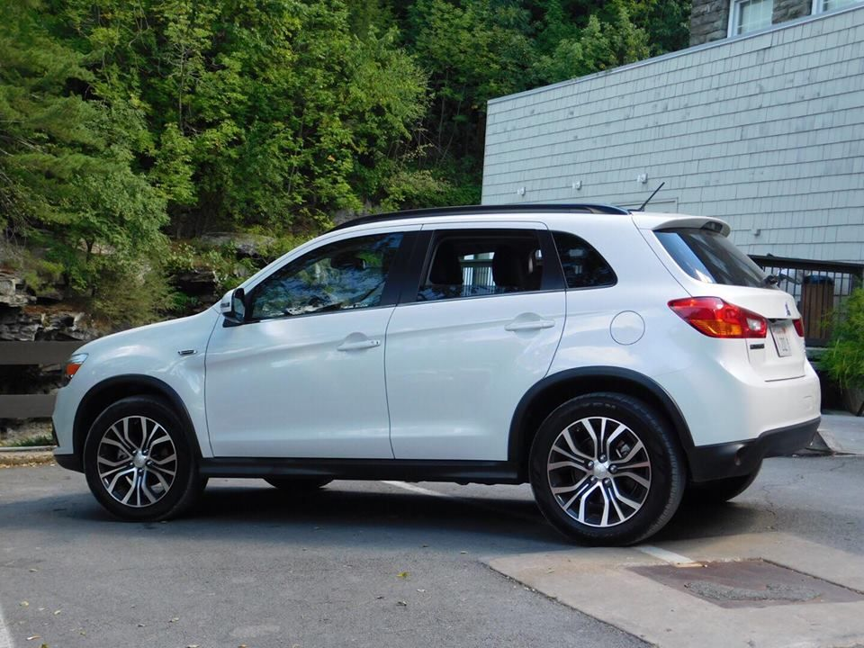 Behold the Mitsubishi Outlander Sport GT 2.4. We recently